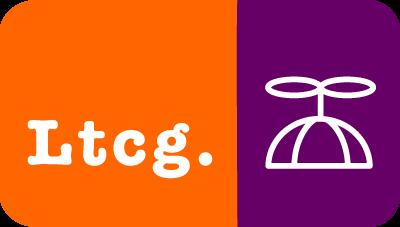 LTCG logo header